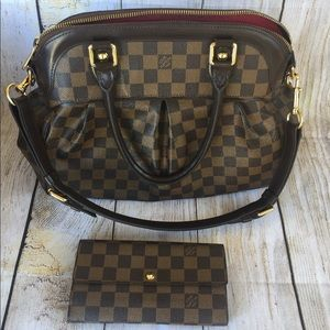 😍louis vuitton damier bag